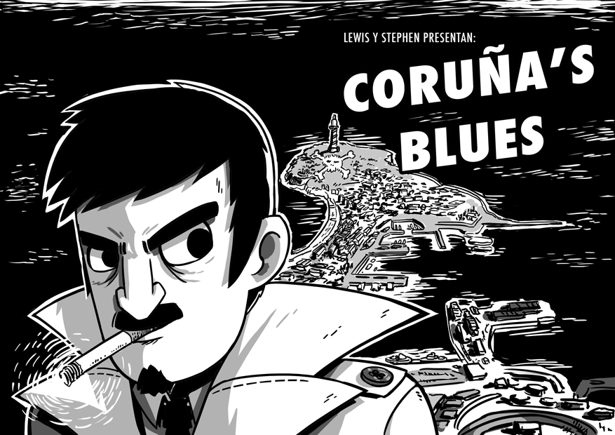 Coruña's Blues